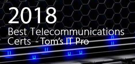 toms it pro best telecommunications certifications for 2018